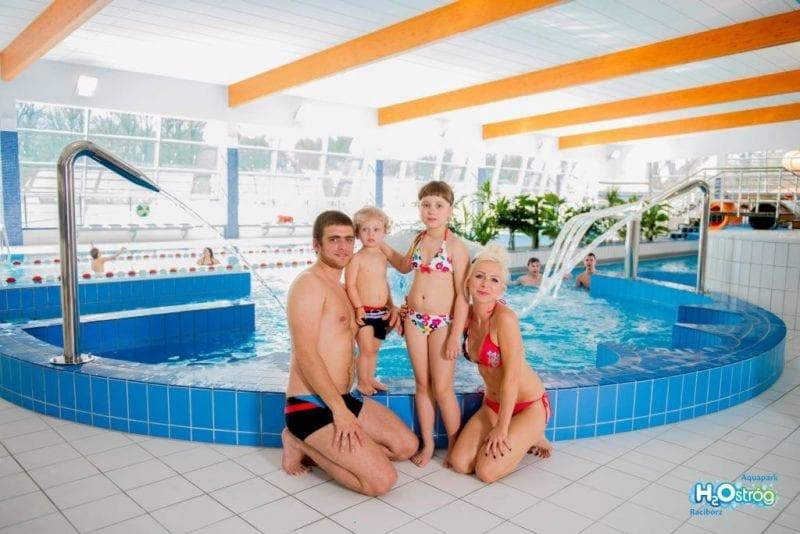 Weekend w H2Ostróg. Sposób na rodzinny relaks i wypoczynek!