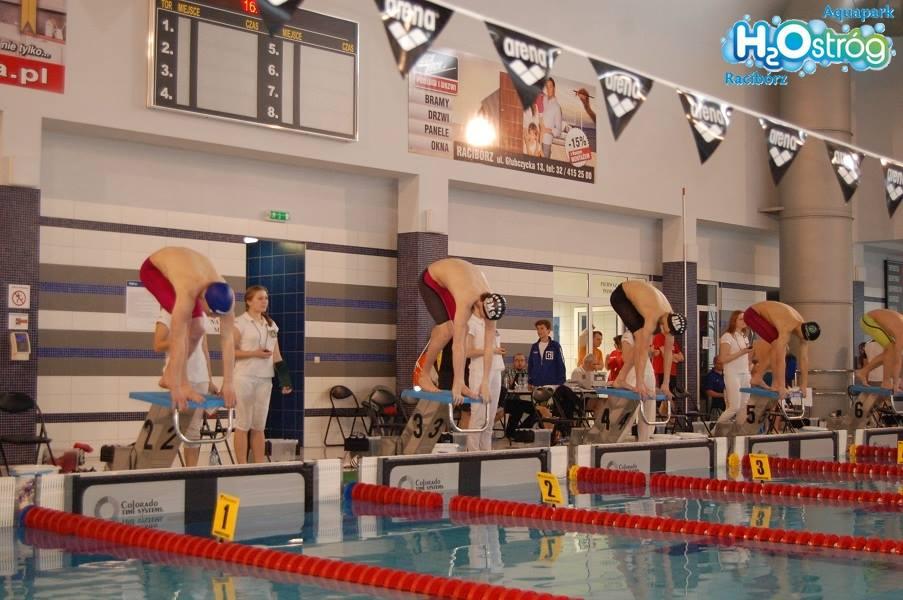 Międzynarodowe Zawody Pływackie w H2Ostróg