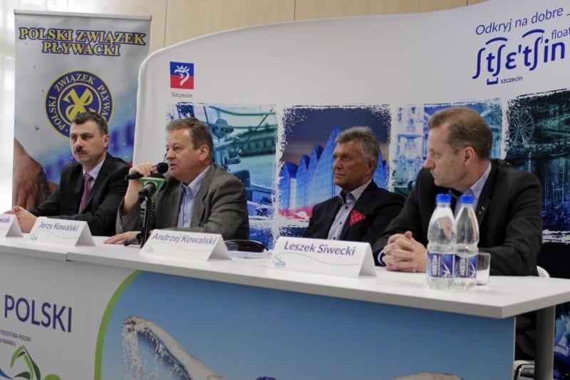 Ruszają Główne Mistrzostwa Polski w Pływaniu w Szczecinie