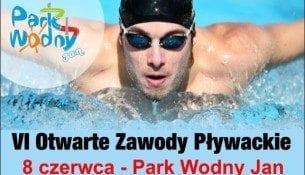 Park Wodny Jan Zawody Plywackie
