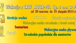 Aquapark Pila Nauka Plywania