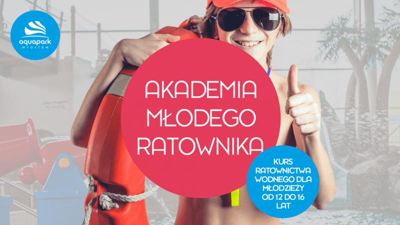 Akademia Młodego Ratownika - Aquapark Wrocław
