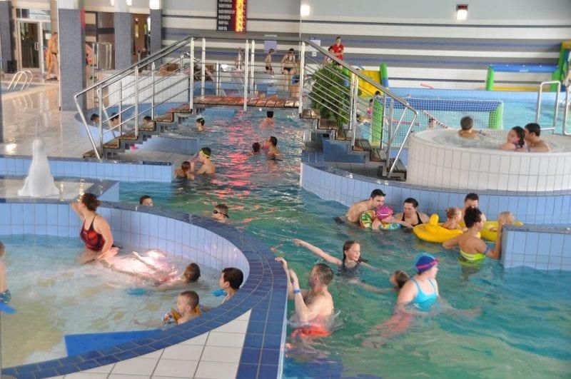 Lato z aquaparkiem H2Ostróg
