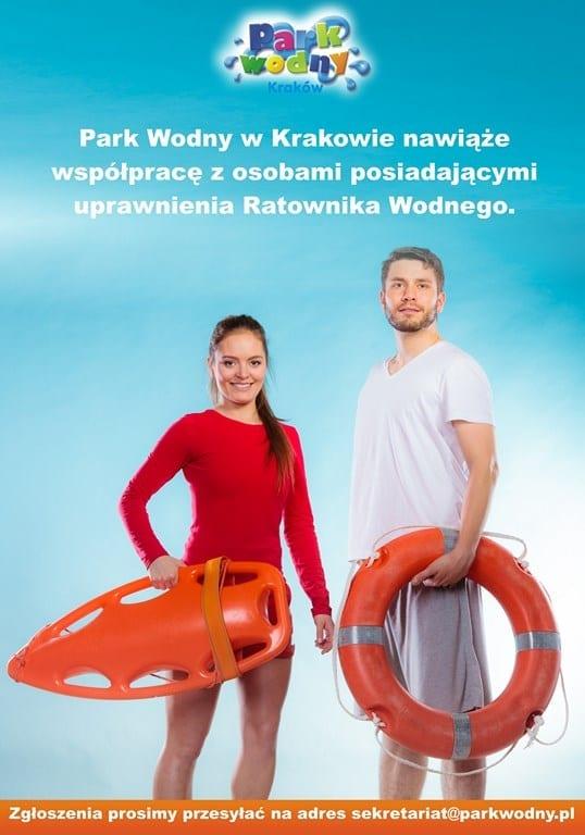 Poszukiwany, poszukiwana :) Park Wodny Kraków