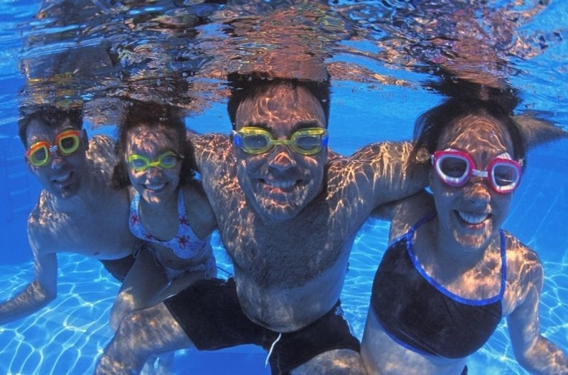 Nauka i doskonalenie pływania - Aquapark Sopot