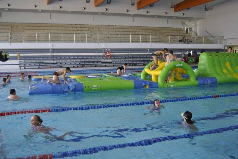 Wakacje w aquaparku H2Ostróg