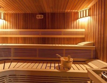 Basen Hotel Ren Starogard Gdanski Sauna