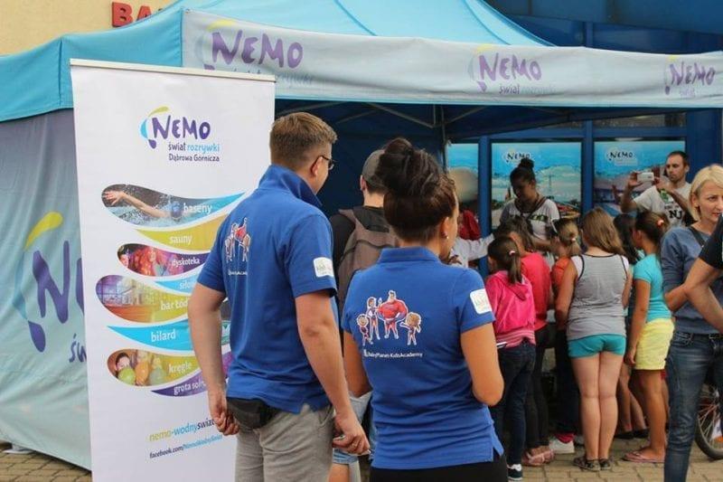 Wybuchowo i sportowo w Nemo!