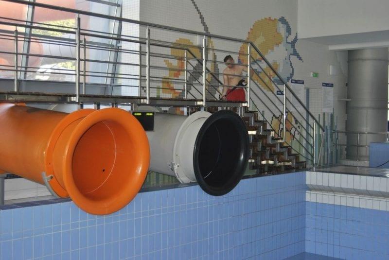 Odświeżony aquapark H2Ostróg czeka na użytkowników