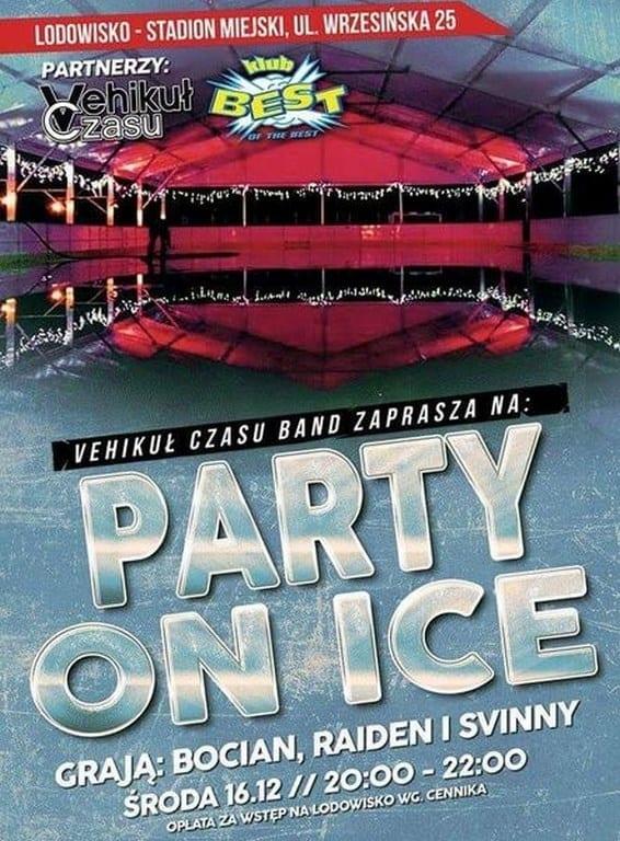 Promocje On Ice - GOSiR Gniezno