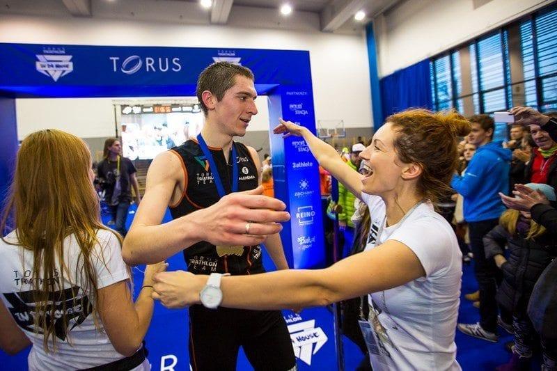 Torus Triathlon In Da House