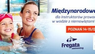 Plywanie niemowlat Poznan