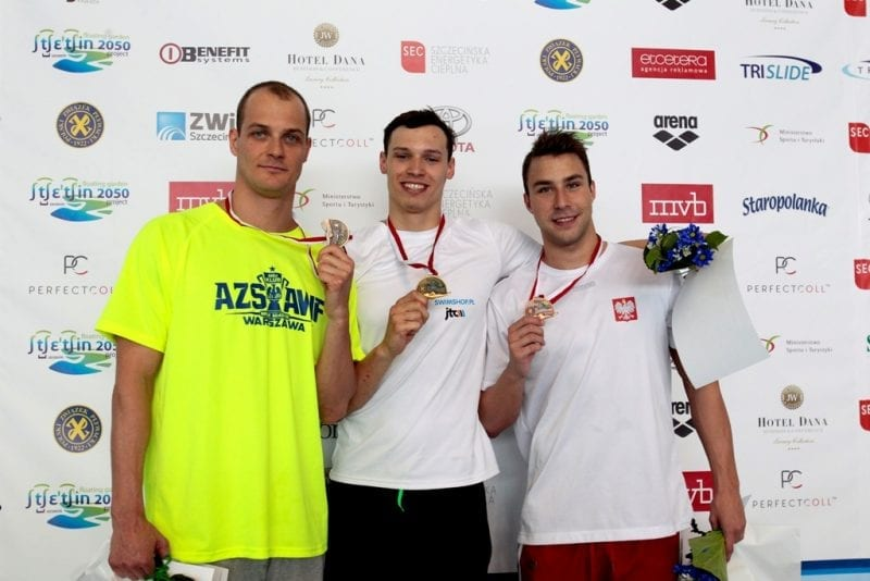 Główne Mistrzostwa Polski w Pływaniu - II dzień