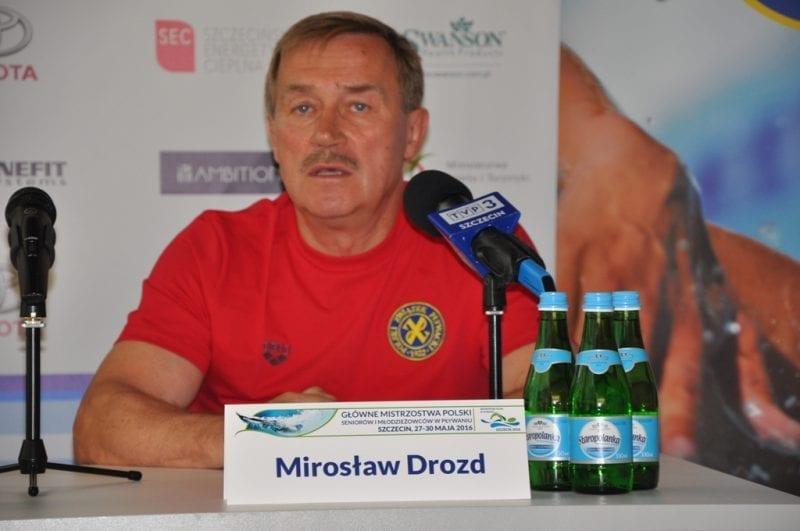Głównych Mistrzostw Polski w Pływaniu