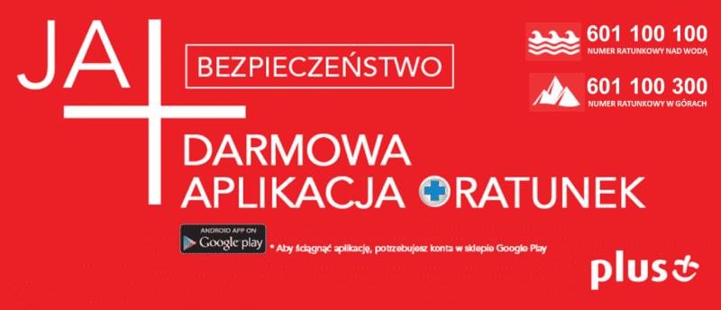 Bezpieczne lato z Plusem, ratownikami i Telewizją Polsat!