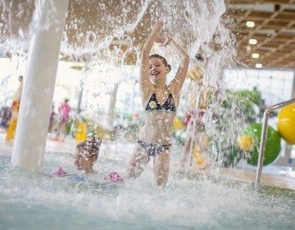 Park Wodny Koszalin Brodzik dla dzieci