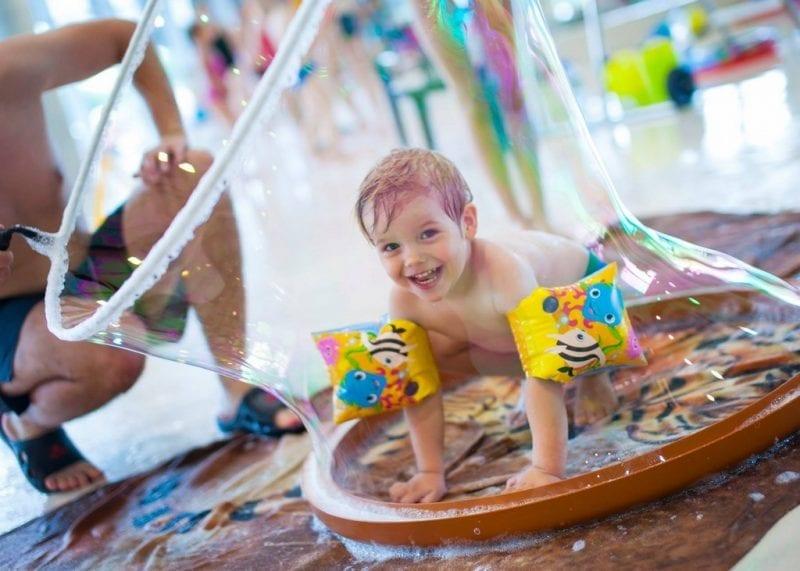 Park Wodny Koszalin charytatywnie przywitał wakacje!