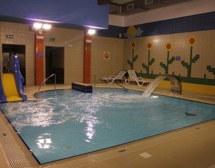 Brodzik dla dzieci basen Chorzele