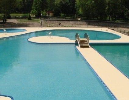 Pływalnia GOSiR - basen Koszęcin
