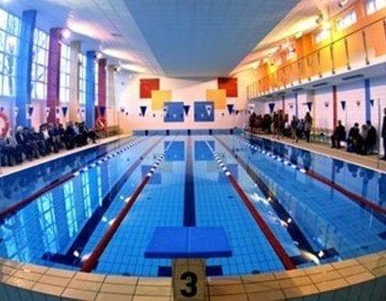Pływalnia SP190 - basen Łódź