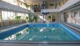 Pływalnia ZS1 - basen Katowice