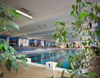 Pływalnia ZS6 - basen Jastrzębie Zdrój