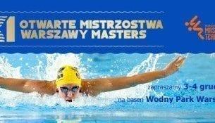 Warszawianka basen Plywanie Masters