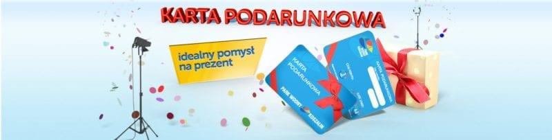 Park Wodny Koszalin oferuje karty podarunkowe!