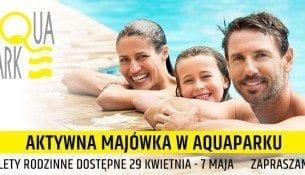 Aquapark Pila Majowka