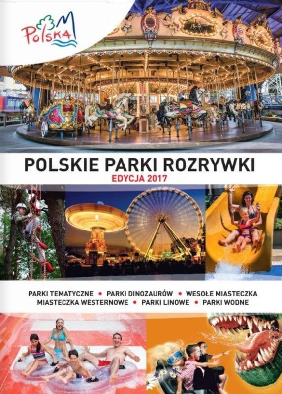 Dostępna już jest 5 edycja przewodnika po Polskich Parkach Rozrywki!