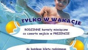 Lato w Aqua Centrum Koscierzyna