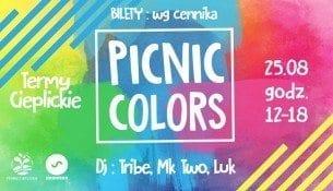 Picnic Colors Termy Cieplickie Jelenia Gora