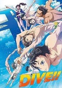 Dive!! - filmy o pływaniu