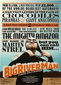 bigriverman swimming movie