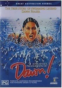 dawn fraser swimming movies