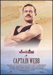 Kapitan Webb - filmy o pływaniu