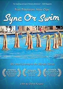 syncorswim filmy o plywaniu
