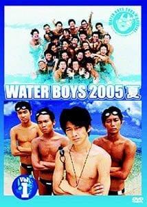 waterboys2005 filmy plywanie synchroniczne