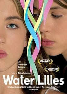 waterlilies swimming movies