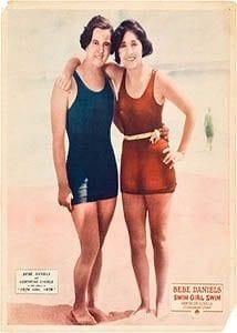 swimgirlswim filmy o plywaniu