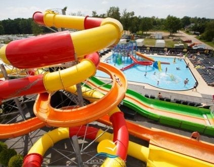 Holiday Camping Resort - basen Łazy