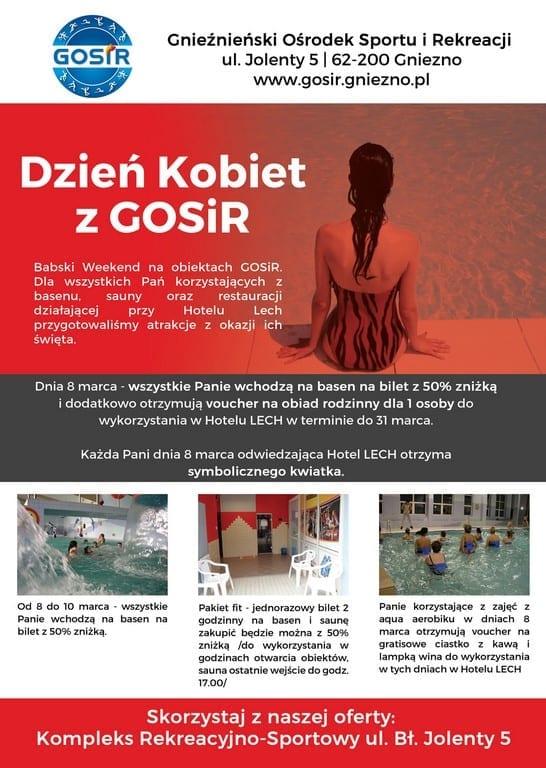 Babski Weekend w GOSiR Gniezno