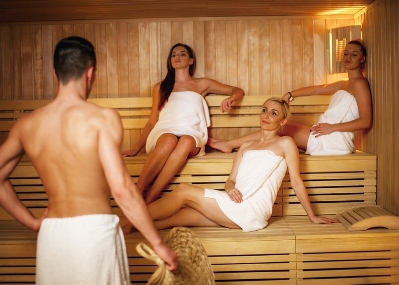 Park Wodny Koszalin Sauny