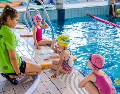 Nauka Plywania w Krakowie