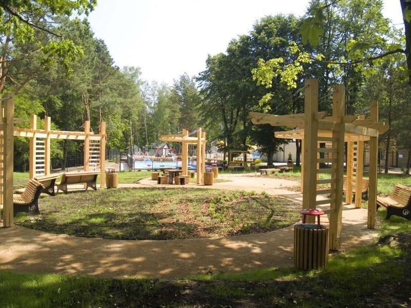 Park Powsin Warszawa