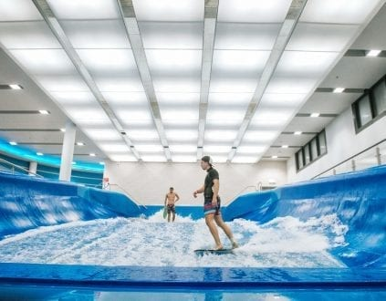 Wodny Park Tychy Surfing