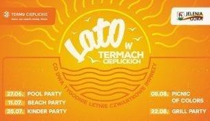 termy cieplickie beach party