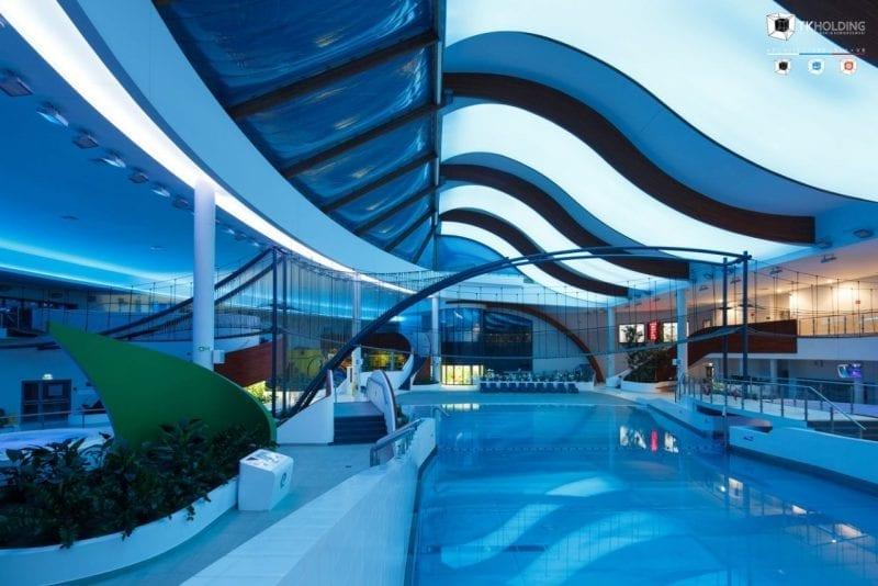 Wodny Park Tychy basen rekreacyjny