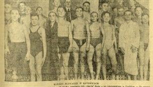 zawody pływackie Katowice