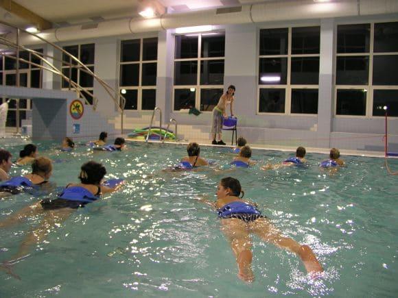 Basen GOSiR Gniezno Aqua Aerobik